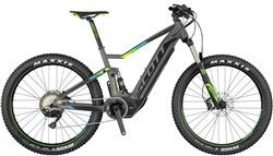 Scott E-Spark 720 Plus 27.5 2017 - Electric Bike