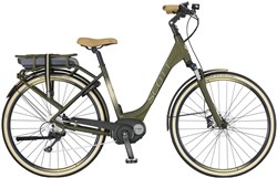 Scott E-Sub Active Unisex 2017 - Electric Bike