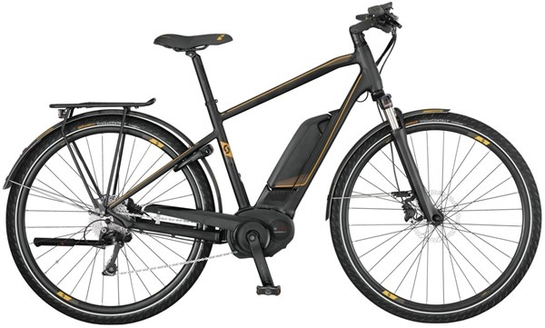 Image of Scott E-Sub Sport 10 2017 - Electric Bike