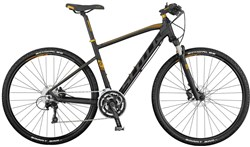 Scott Sub Cross 10 2017 - Hybrid Sports Bike