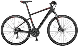 Scott Sub Cross 20 2017 - Hybrid Sports Bike