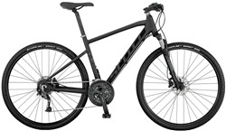 Scott Sub Cross 30 2017 - Hybrid Sports Bike