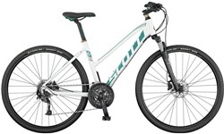 Scott Sub Cross 30 Womens 2017 - Hybrid Sports Bike