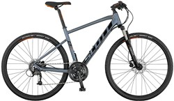 Product image for Scott Sub Cross 40 2017 - Hybrid Sports Bike