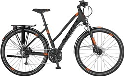 Scott Sub Sport 20 Womens 2017 - Hybrid Classic Bike