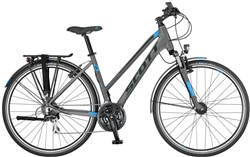 Scott Sub Sport 30 Womens 2017 - Hybrid Classic Bike