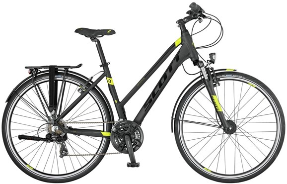 Scott Sub Sport 40 Womens 2017 - Hybrid Classic Bike