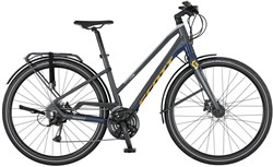 Scott Silence 30 Womens 2017 - Hybrid Classic Bike