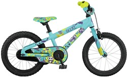 Scott Contessa JR 16w Girls 2017 - Kids Bike