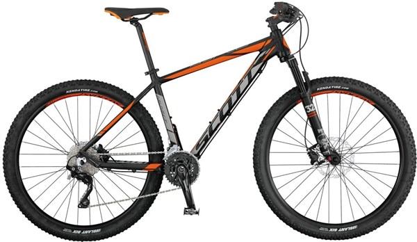Image of Scott Aspect 700 27.5 Mountain Bike 2017 - Hardtail MTB
