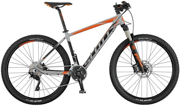 Image of Scott Aspect 710 27.5 Mountain Bike 2017 - Hardtail MTB