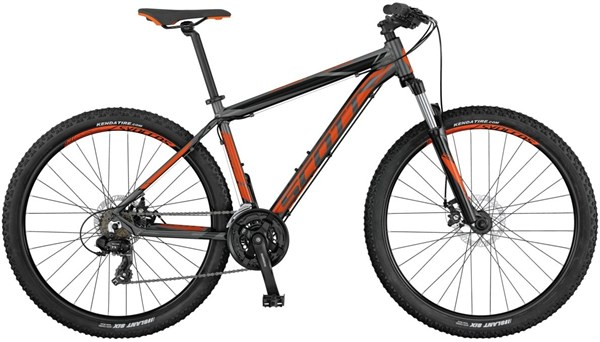 Scott Aspect 970 29er Mountain Bike 2017 - Hardtail MTB