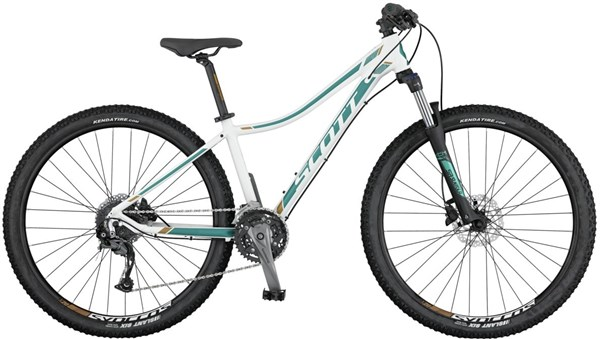Image of Scott Contessa 720 27.5 Womens Mountain Bike 2017 - Hardtail MTB