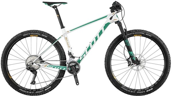Image of Scott Contessa Scale 700 27.5 Womens Mountain Bike 2017 - Hardtail MTB