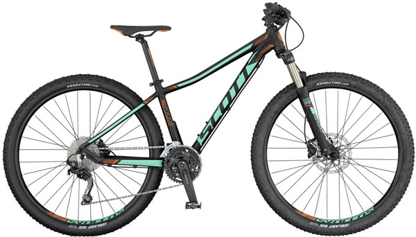 Image of Scott Contessa Scale 730 27.5 Womens Mountain Bike 2017 - Hardtail MTB