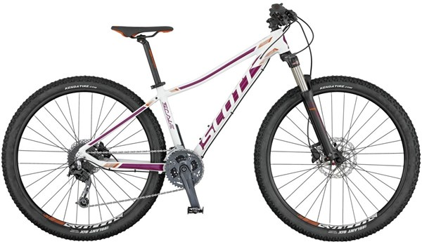 Image of Scott Contessa Scale 740 27.5 Womens Mountain Bike 2017 - Hardtail MTB