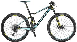 Scott Contessa Spark RC 700 27.5 Womens Mountain Bike 2017 - Full Suspension MTB