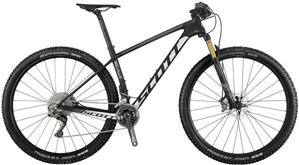 Image of Scott Scale 700 27.5 Mountain Bike 2017 - Hardtail MTB