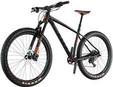 Scott Scale 710 Plus 27.5 Mountain Bike 2017 - Hardtail MTB