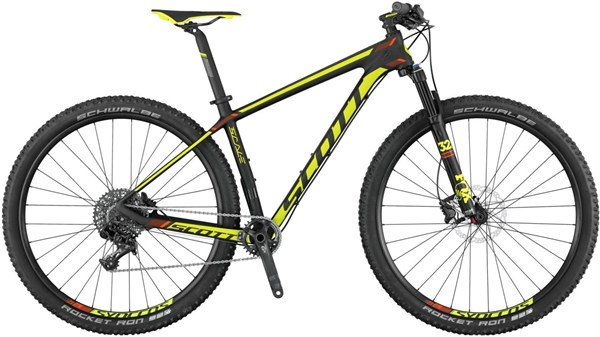 Image of Scott Scale 730 27.5 Mountain Bike 2017 - Hardtail MTB