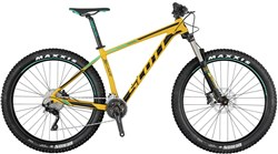 Scott Scale 730 Plus 27.5 Mountain Bike 2017 - Hardtail MTB