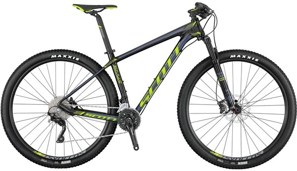Image of Scott Scale 735 27.5 Mountain Bike 2017 - Hardtail MTB
