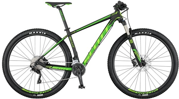 Image of Scott Scale 760 27.5 Mountain Bike 2017 - Hardtail MTB