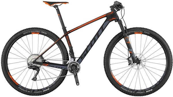 Scott Scale 910 29er Mountain Bike 2017 - Hardtail MTB