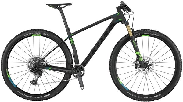 Image of Scott Scale RC 700 Ultimate 27.5 Mountain Bike 2017 - Hardtail MTB