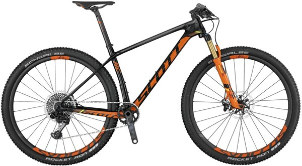 Image of Scott Scale RC 900 SL 29er Mountain Bike 2017 - Hardtail MTB