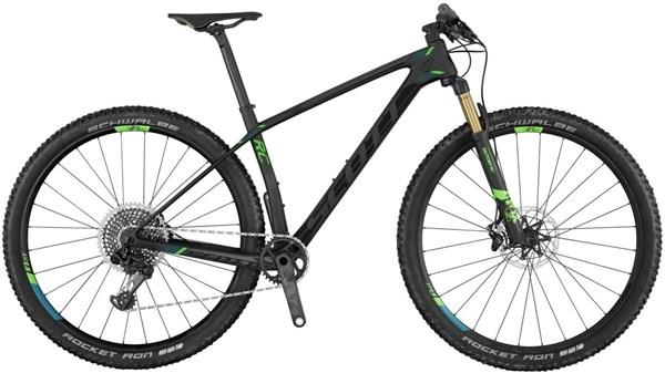 Image of Scott Scale RC 900 Ultimate 29er Mountain Bike 2017 - Hardtail MTB