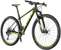 Scott Scale RC 900 World Cup 29er Mountain Bike 2017 - Hardtail MTB