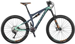 Scott Contessa Genius 710 27.5 Womens Mountain Bike 2017 - Full Suspension MTB