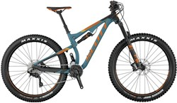 Product image for Scott Contessa Genius 710 Plus 27.5 Womens Mountain Bike 2017 - Trail Full Suspension MTB