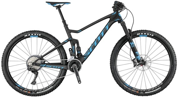 Scott Contessa Spark 710 27.5 Womens Mountain Bike 2017 - Trail Full Suspension MTB