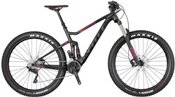 Scott Contessa Spark 720 Plus 27.5 Womens Mountain Bike 2017 - Full Suspension MTB