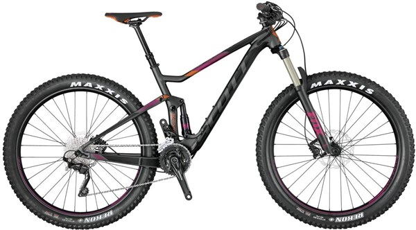 Image of Scott Contessa Spark 720 Plus 27.5 Womens Mountain Bike 2017 - Full Suspension MTB