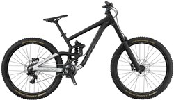 Scott Gambler 720 27.5 Mountain Bike 2017 - Downhill Full Suspension MTB