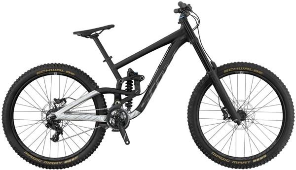 Scott Gambler 720 27 5 Mountain Bike 2017 Downhill Full