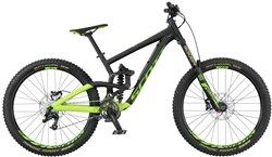 Scott Gambler 730 27.5 Mountain Bike 2017 - Full Suspension MTB