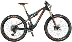 Scott Genius 700 Plus Tuned 27.5 Mountain Bike 2017 - Full Suspension MTB