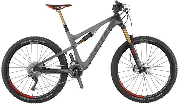 Image of Scott Genius 700 Premium 27.5 Mountain Bike 2017 - Full Suspension MTB