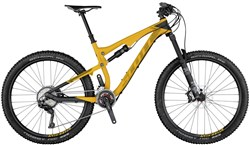 Scott Genius 730 27.5 Mountain Bike 2017 - Trail Full Suspension MTB