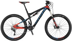 Scott Genius 750 27.5 Mountain Bike 2017 - Full Suspension MTB