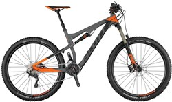 Scott Genius 940 29er Mountain Bike 2017 - Full Suspension MTB