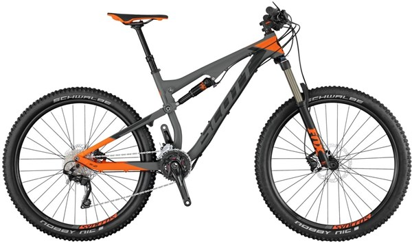 Image of Scott Genius 940 29er Mountain Bike 2017 - Full Suspension MTB