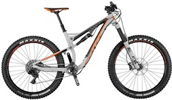 Scott Genius LT 720 Plus 27.5 Mountain Bike 2017 - Full Suspension MTB