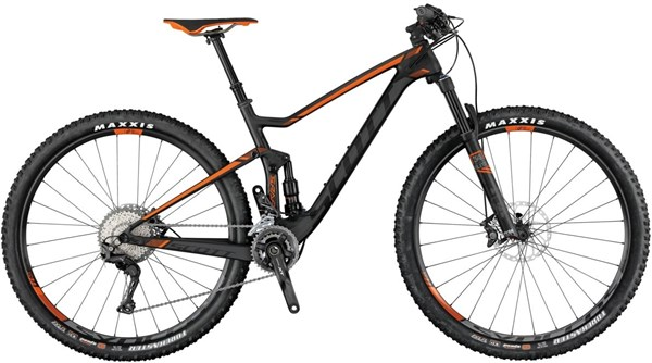 Scott Spark 710 27.5 Mountain Bike 2017 - Trail Full Suspension MTB
