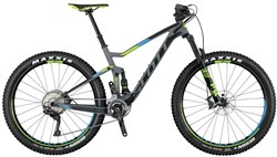Scott Spark 710 Plus 27.5 Mountain Bike 2017 - Trail Full Suspension MTB