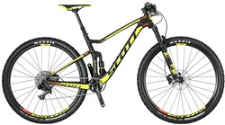 Scott Spark 730 27.5 Mountain Bike 2017 - Trail Full Suspension MTB